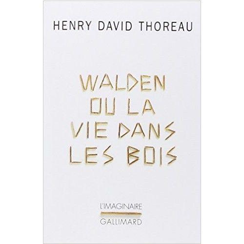 La liste de David Georges Dans Les Bois, Liste De, Livres, Henry David Thoreau