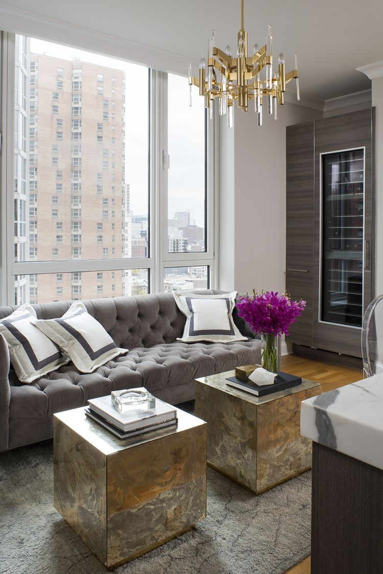 Interior Design Sofas Living Room Decorating Chicago The Art Of Modern Glamour Modern Interior