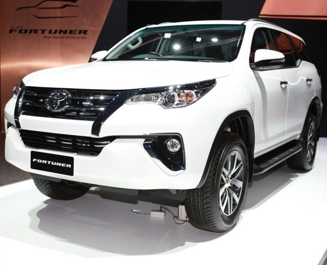 Gambar Modifikasi Toyota Fortuner 3