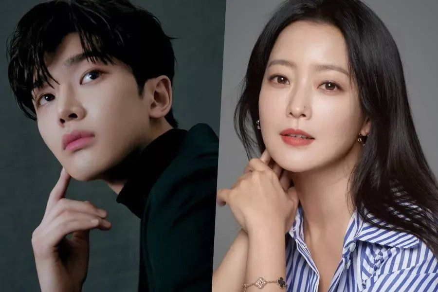 Update: SF9's Rowoon And Kim Hee Sun In Talks To Star As Leads Of Webtoon-Based Fantasy Drama