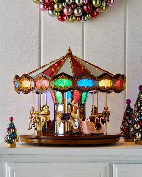 Christmas Ornaments CHRISTMAS   WINTER #### Pinterest - christmas carousel decoration