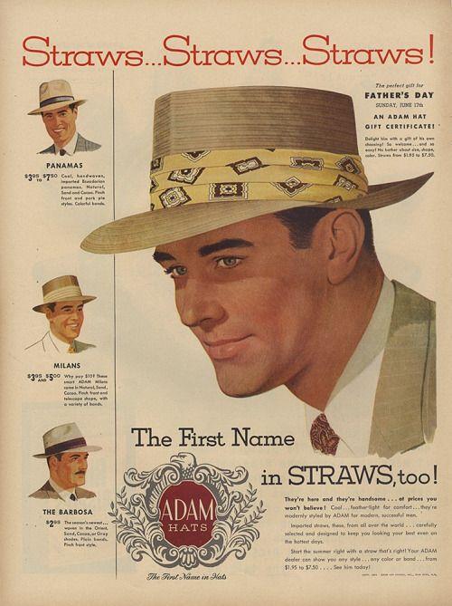 Straws… Straws… Straws! (Adam Hats)  43a02f4db23