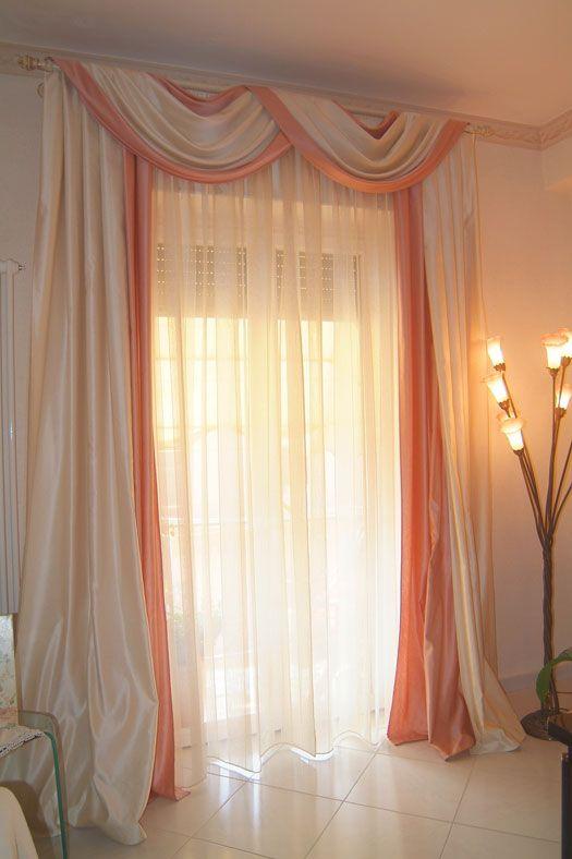 Tende per interni tende da sole tende per ufficio - Tendaggi per interni ...