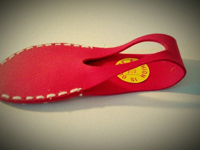 Fold Slippers by Openwear - Thingiverse
