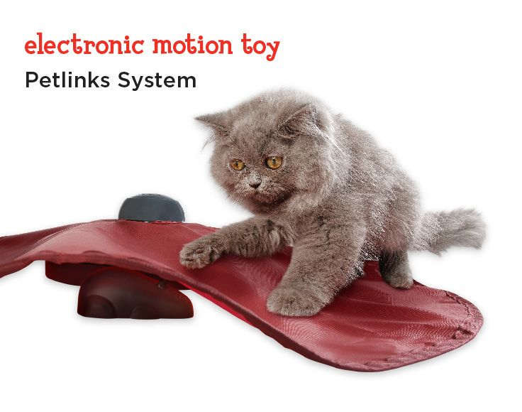 Petlinks System Mystery Motion Electronic Activity Cat Toy