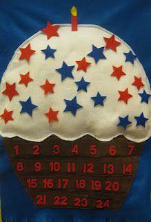 Bday Countdown Calendar