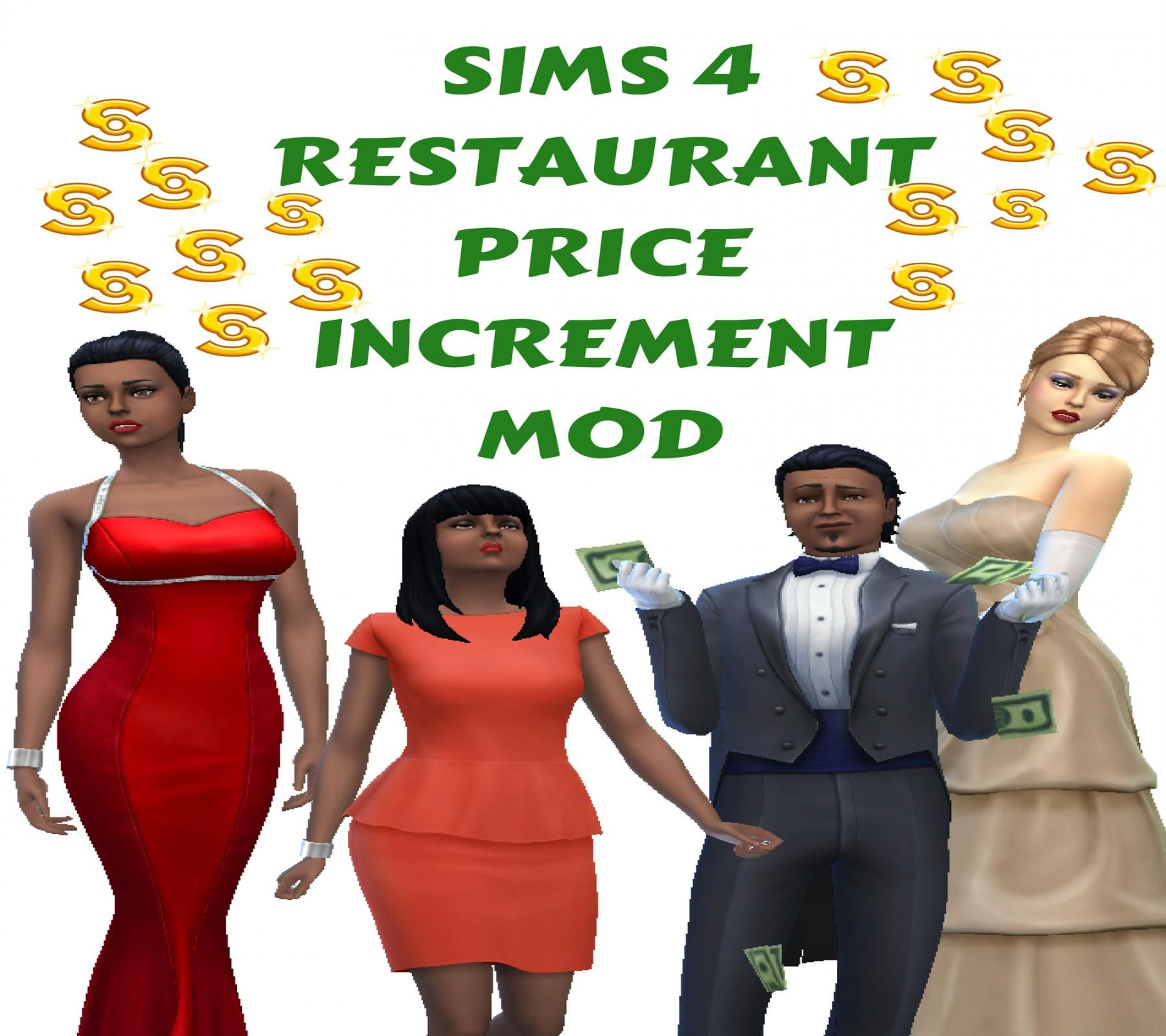 Figsandpersimmons S4 mm CAS and mods t Sims and