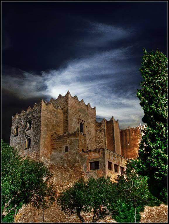 Castillo de Altafulla, Tarragona
