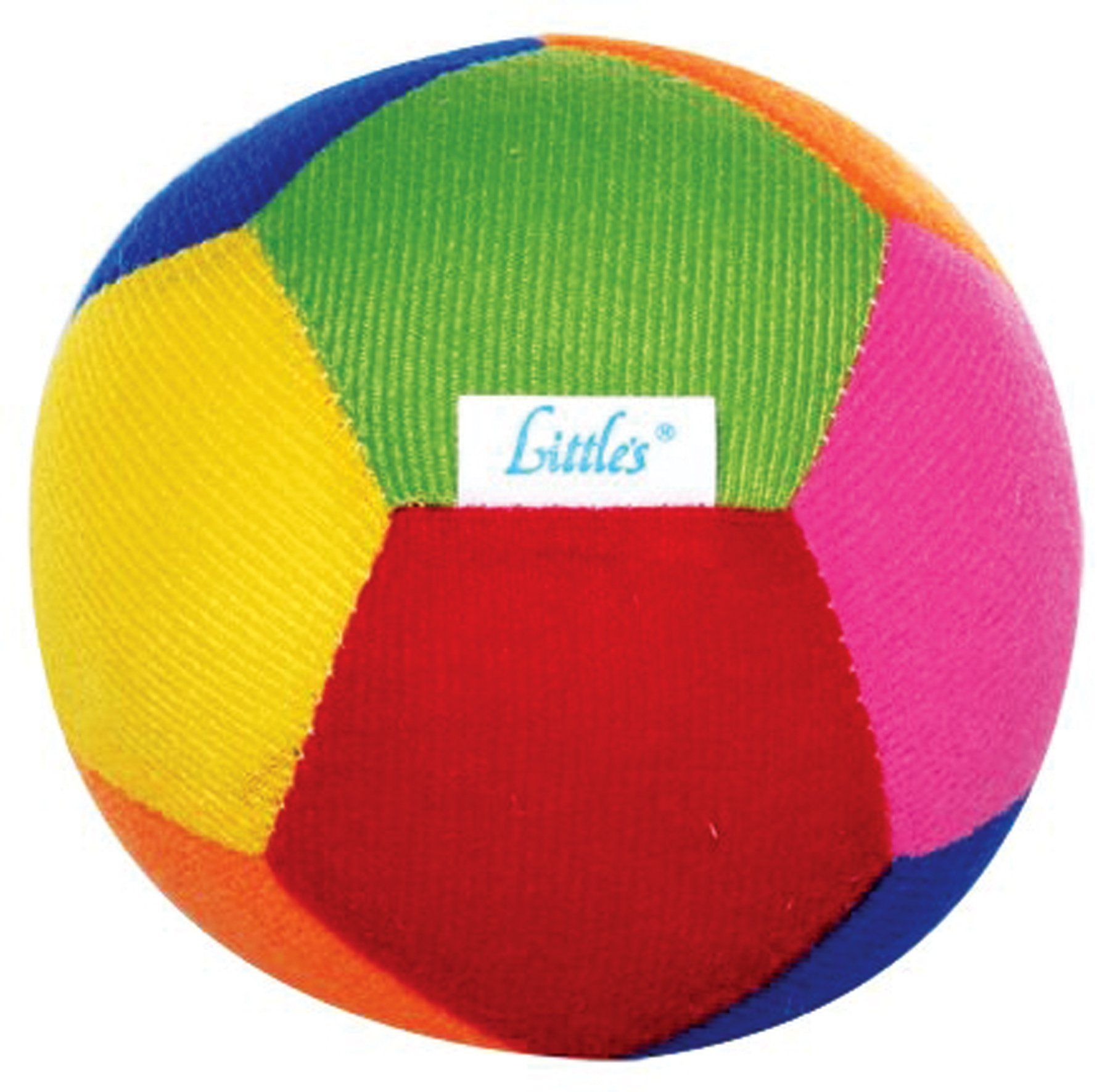 Little's Baby Ball (Multicolour) from Amazon.