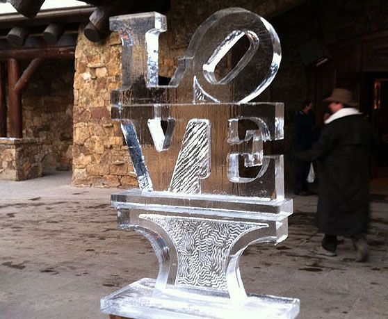 Christmas Ice Sculptures | holiday themes food drink ice bars wedding holiday themes kids fire ...