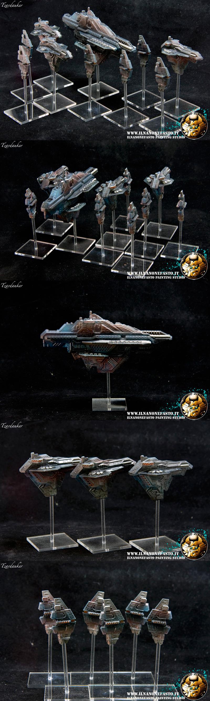 Firestorm Armada - The RELTHOZA BATTLEGROUP