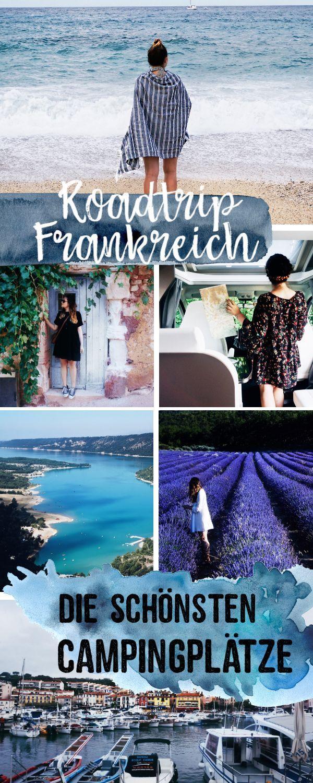 Zum Lavendelblühen in die Provence #wohnwagen