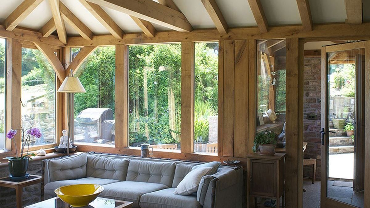 garden room extension interiors Google Search Garden rooms