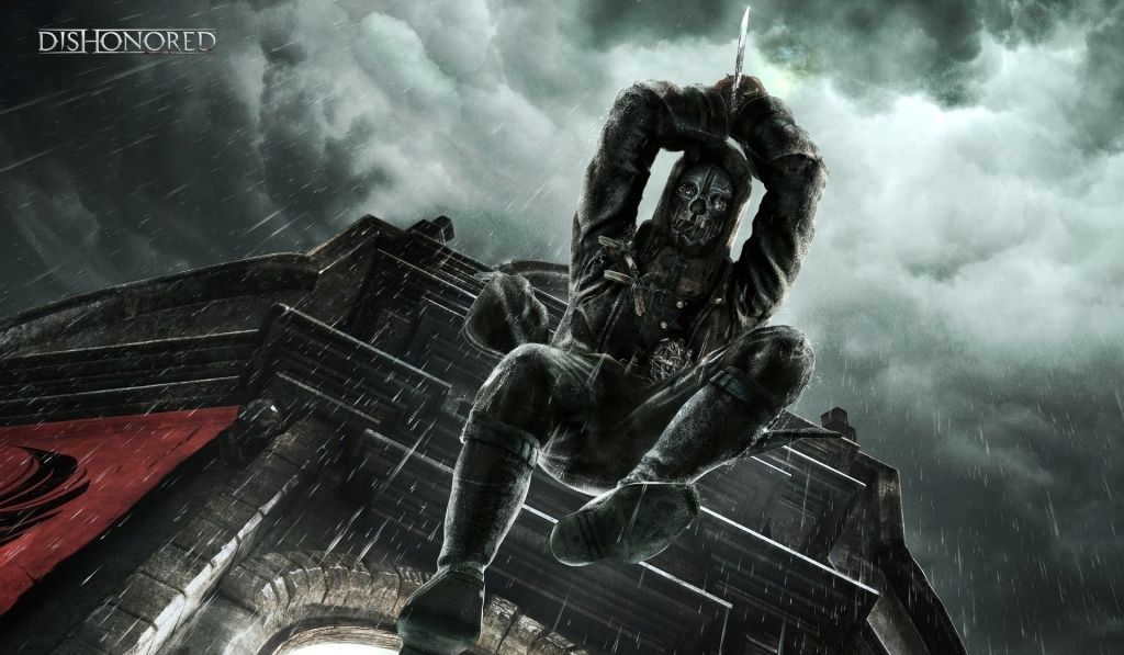 High Definition Dishonored Video Game Desktop Wallpapers