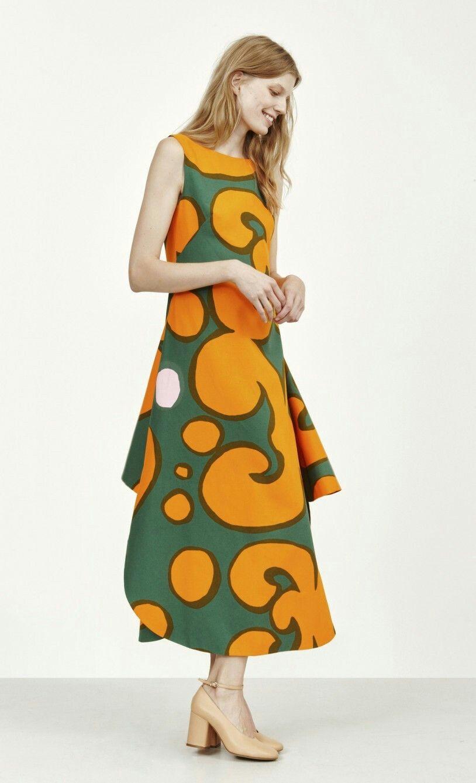 Marimekko Monrepos dress