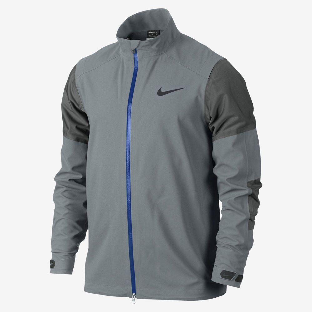 6eb4243a68fb NEW Nike Golf HyperAdapt Storm-Fit Full Zip Jacket Men s Small S 559522 064  Rory  NikeGolf  CoatsJackets