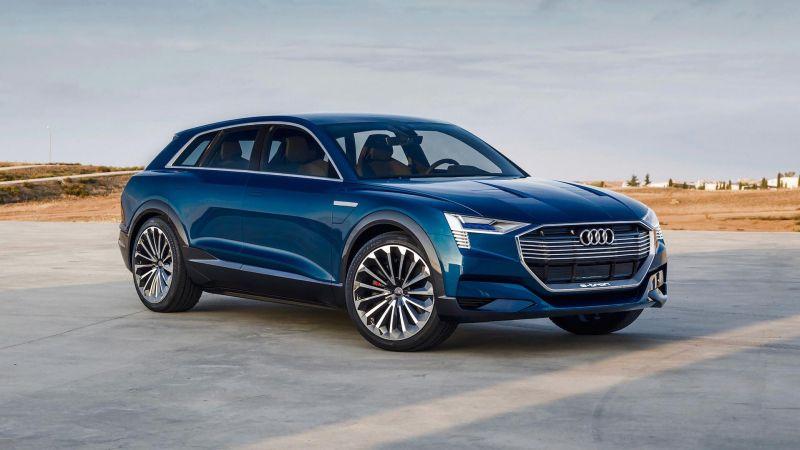 Audi Plans To Launch 20 Electrified Models By 2025 Audi E Tron Audi Q7 Tdi Hybrid Car