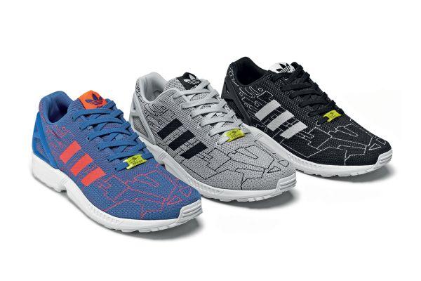 Adidas Originals Zx Flux Weave Pattern Pack Adidas Originals Zx Flux Adidas Zx Flux Adidas Originals