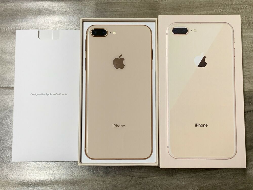 Apple Iphone 8 Plus 5 5 Dourado 64gb Gsm A1897 Caixa Aberta Apple Phone Case Iphone Apple Iphone