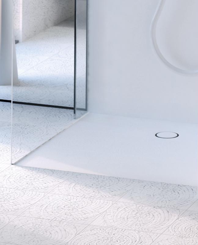 Geberit Setaplano Für Ihren ebenerdigen Duschtraum bietet