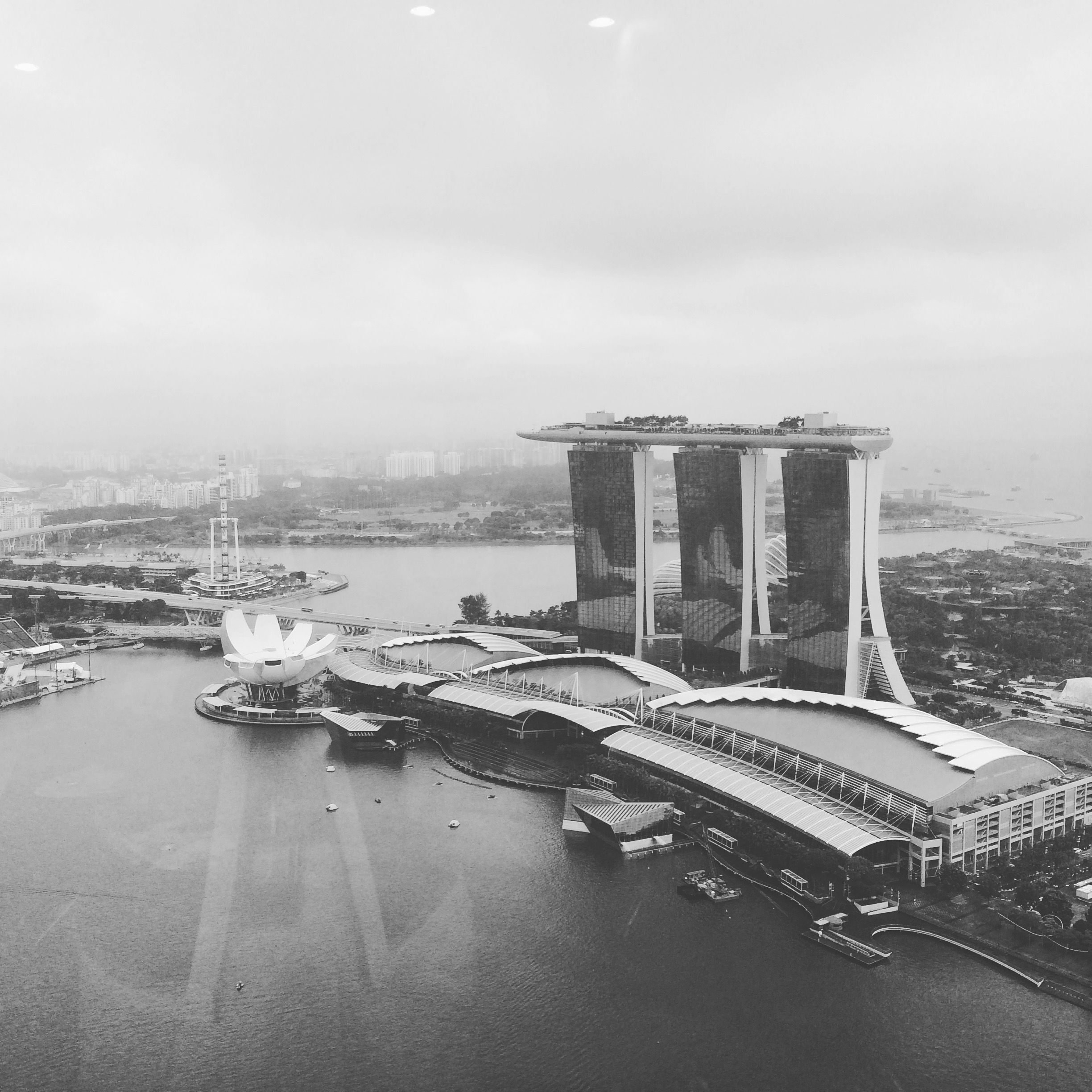 A beautiful city to visit for food, vista, shopping and relaxing#Singapore#Marina#awesome