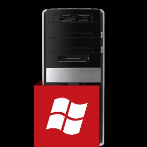 Εγκατάσταση Windows υπολογιστή