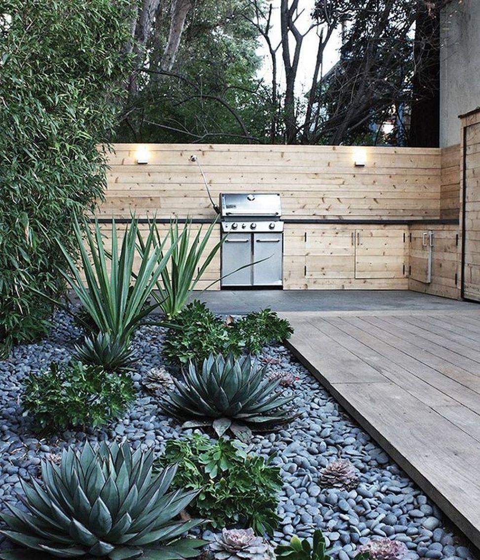 Wonderful Modern Rock Garden Ideas To Make Your Backyard