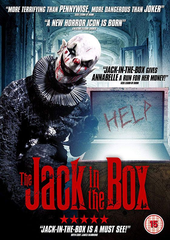 The Jack in the Box DVD Review in 2020 Jack in the box