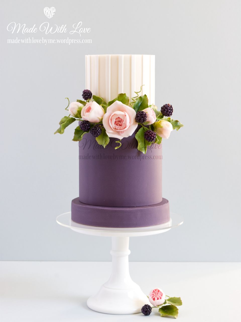 Made With Love By Me Bespoke Cakes Page 2 Wedding Cakes With Cupcakes Elegant Wedding Cakes Cake Design Inspiration