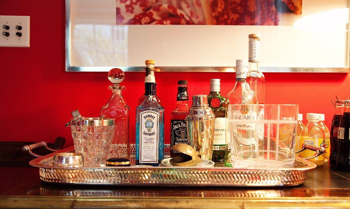 Drinks Tray Andy Spade Kate Spade The Selby Bandeja Bar Decoracao De Casa Bar