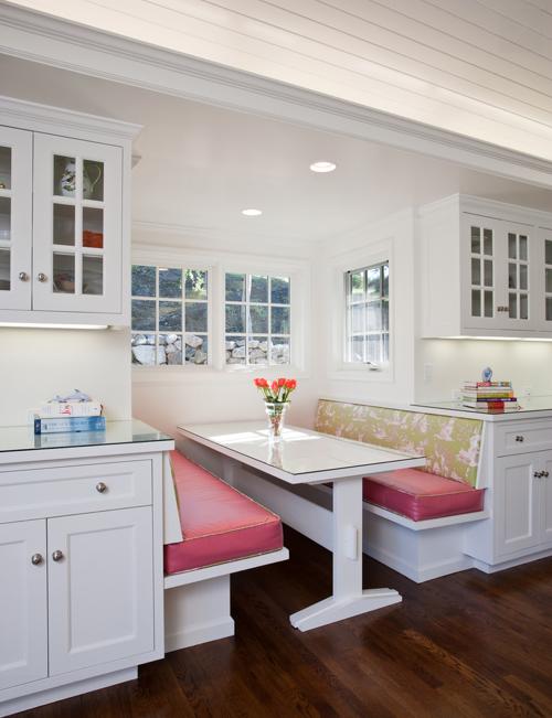 Cottage Kitchen Booth Designs  Cabin Crazy  Pinterest  Kitchen Endearing Kitchen Booth Designs Inspiration