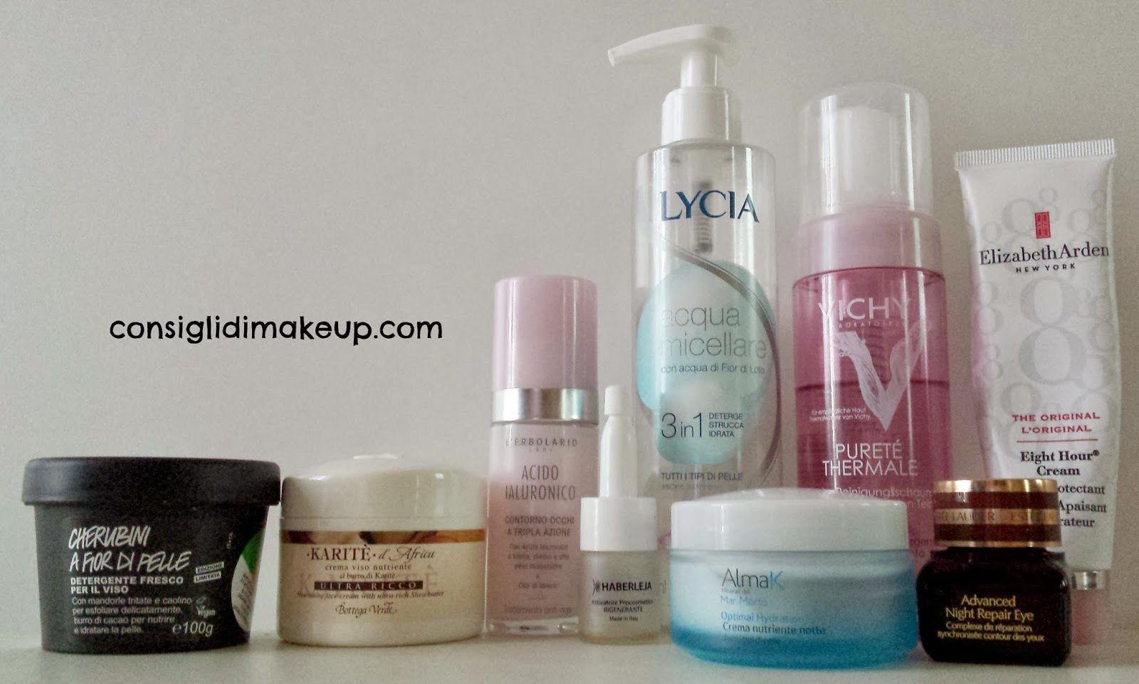 Skincare Routine - Consigli di Makeup I like this image - checkout more skincare stuff at www.roacutane.org