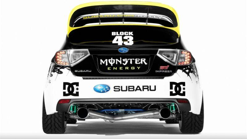 Cars Ken Block Subaru Impreza Subaru Impreza Wrx Subaru Impreza Wrx Sti  1920x1080 Wallpaper