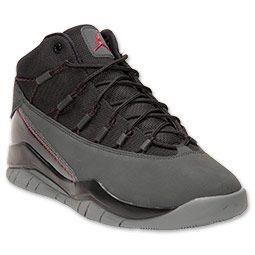 newest collection d52dd 47a7c Men s Jordan Prime Flight Basketball Shoes   FinishLine.com   Black Gym Red