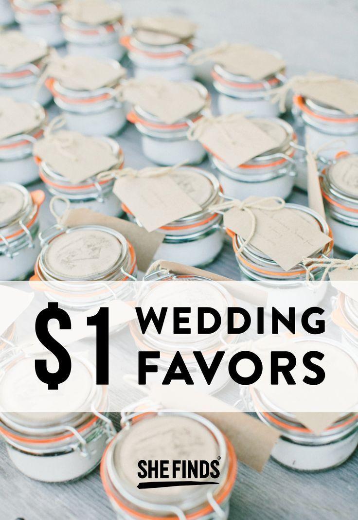 Cheap Wedding Favors | Cheap Favor Bags | $1 Wedding Favors