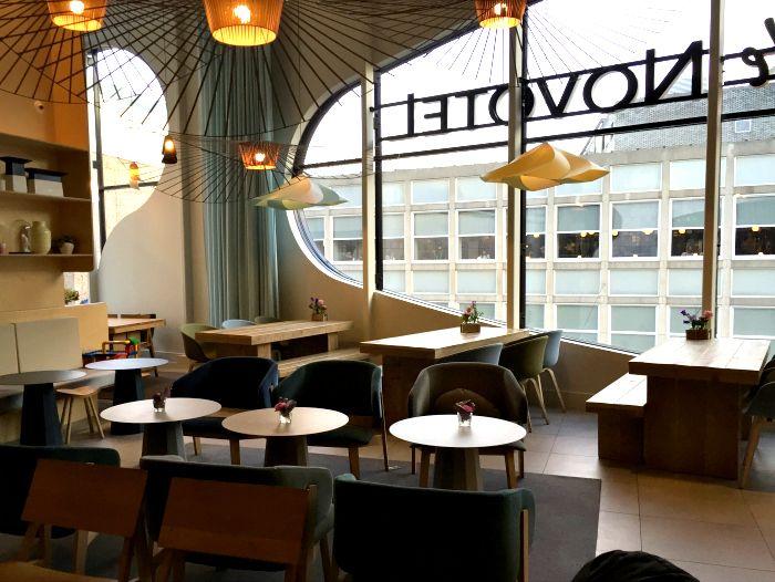 Den Haag Novotel Suites