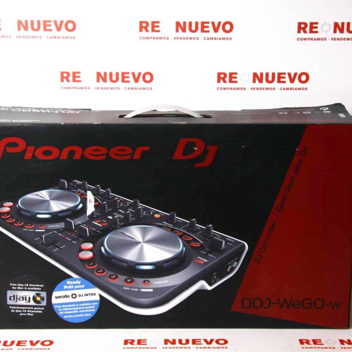 Mezcladora virtual dj pioneer ddj wego e269322 dj pioneer de segunda mano mesa dj pioneer - Mesa dj pioneer ...
