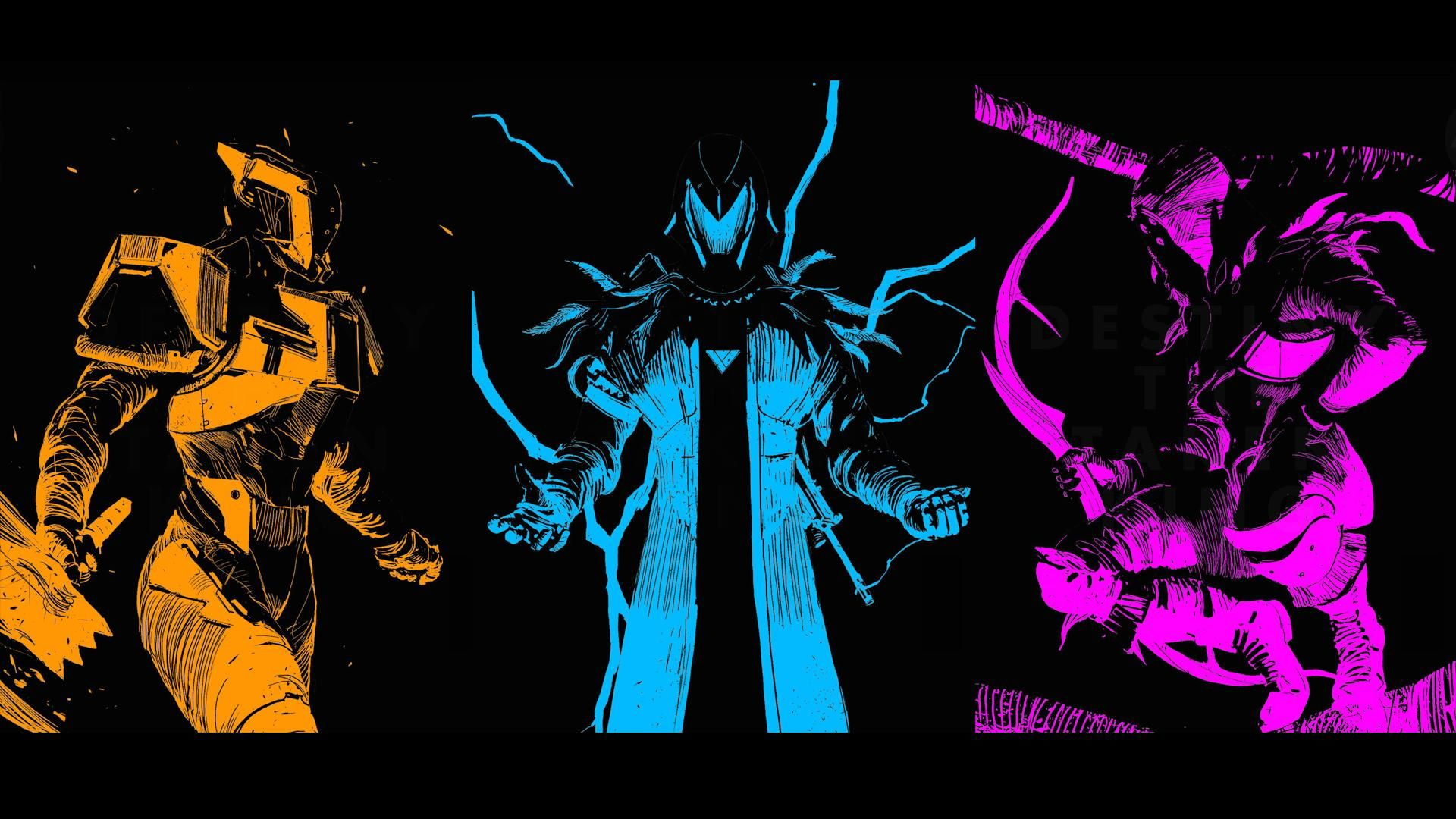 Destiny warlock stormcaller logo clipart ClipartFest