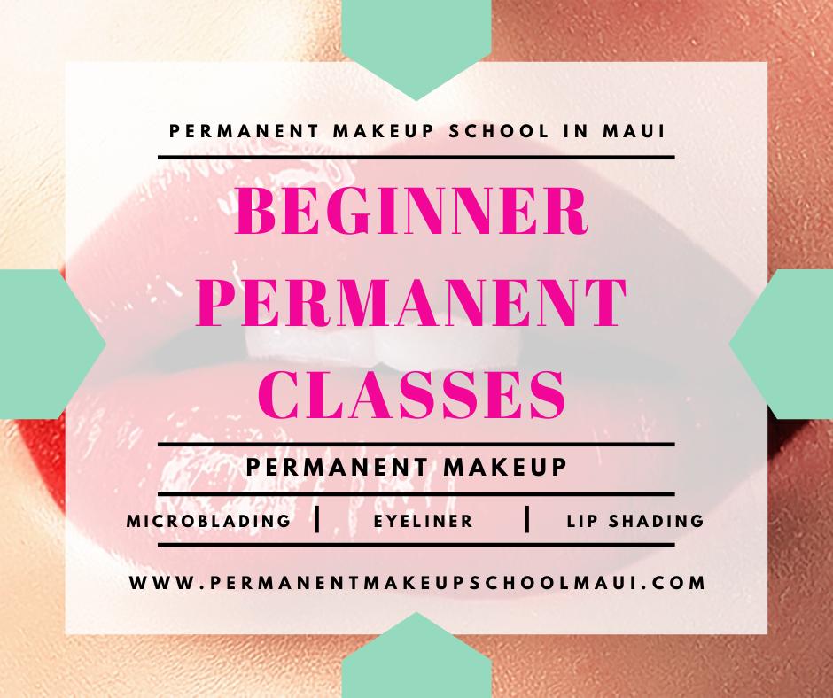 Beginner Microblading/Microstroking Class. Beginner