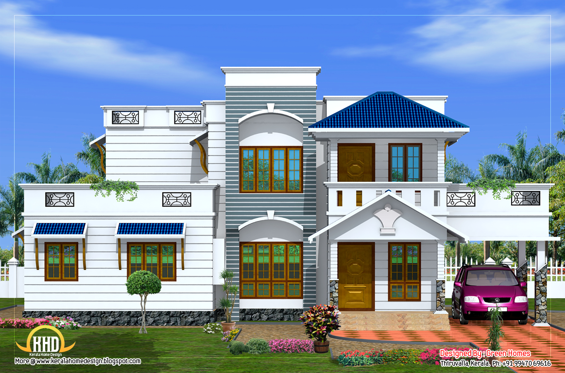 Duplex House Elevation Indian Plans Building Online 26671 House Elevation Roof Architecture Modern Roofing