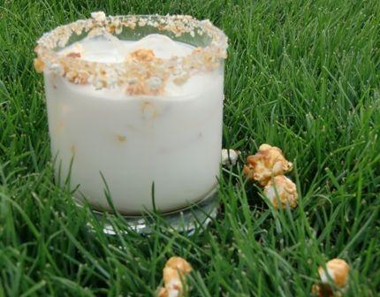 Cracker Jack cocktail= YUM!!