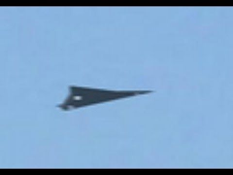 Breaking News: Secret Government UFO Test over Syria