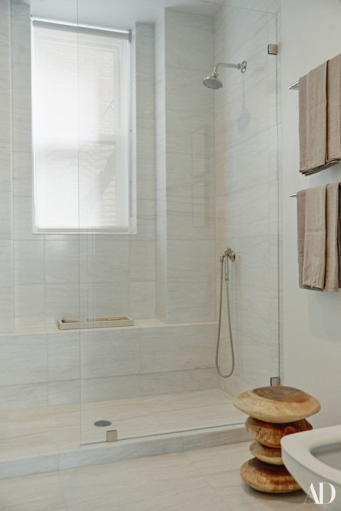 Francisco Costa's New Minimal Apartment Habitually Chic Minimal Magnificent Bathroom Remodel Chicago Minimalist