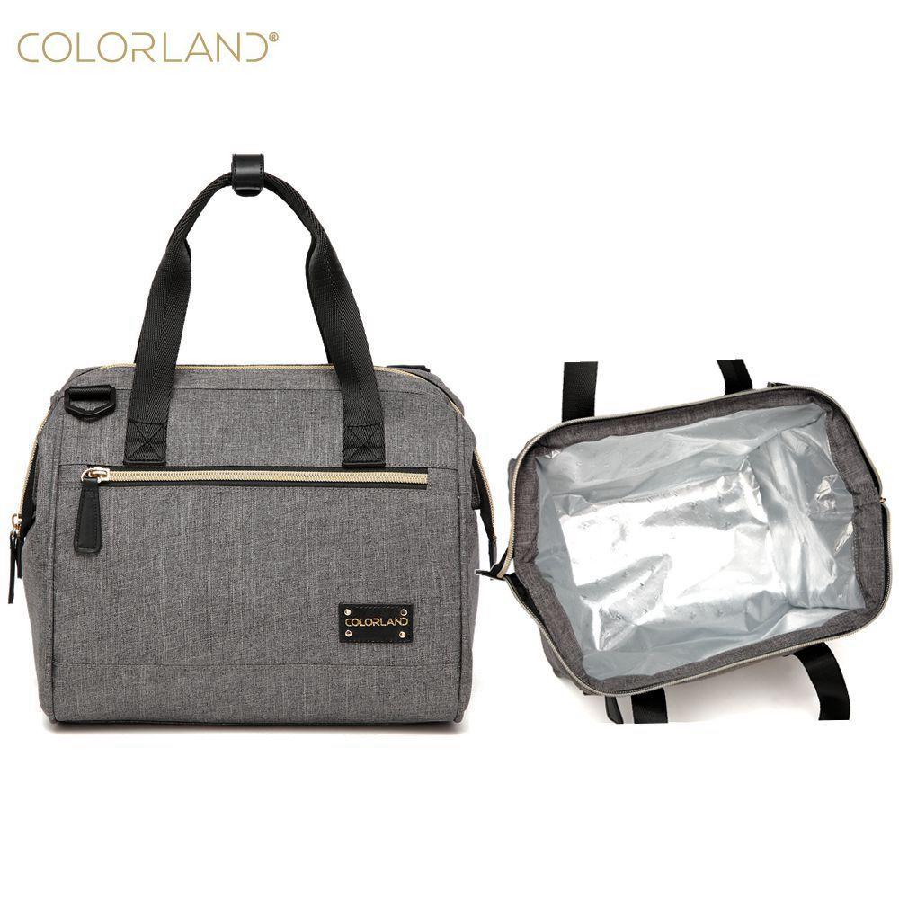 2ed271197 Colorland Bolsas Bebé Para la mamá Bolsa de Bolsas de Aislamiento Botella  papel de aluminio Bebé