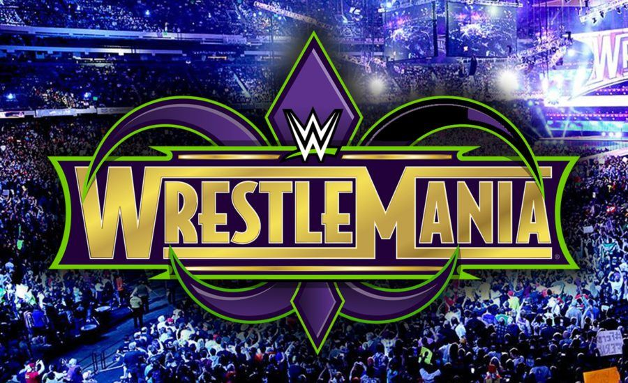 Wwe May Have Scrapped A Major Wrestlemania Match Spoilers Wrestling News Wrestlemania Wwe Champions Wwe News