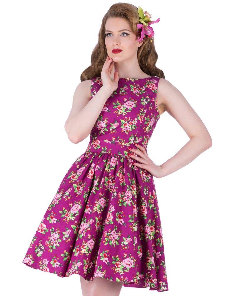 Damson berry floral tea dress buy it pinterest berries floral