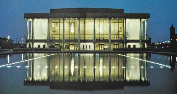 Chrysler Hall In Norfolk Va Norfolk Virginia Virginia Usa Virginia Beach Va