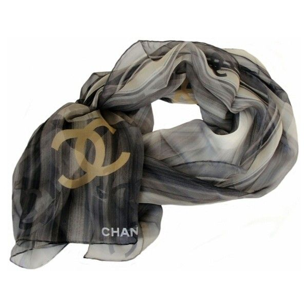 Chanel Scarves | Fashion | Pinterest | Chanel, Chanel ...
