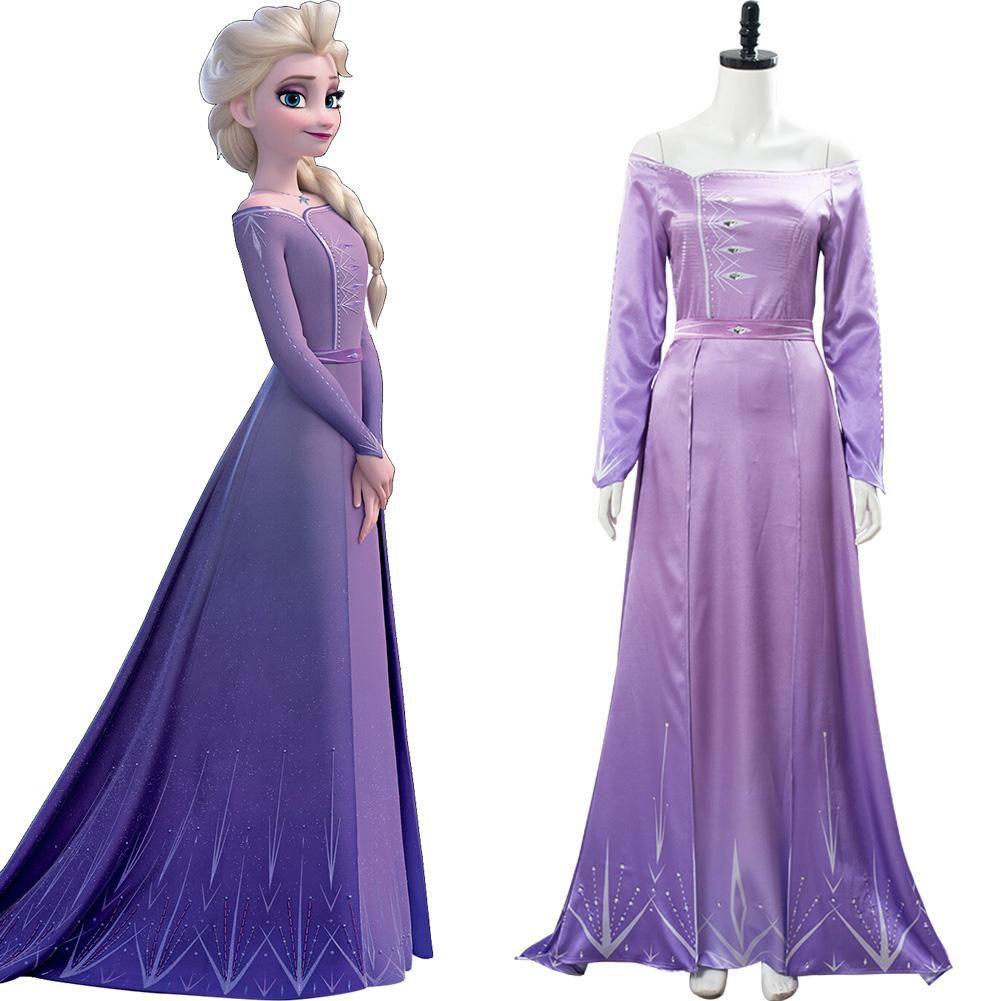 Baju Elsa Frozen 2