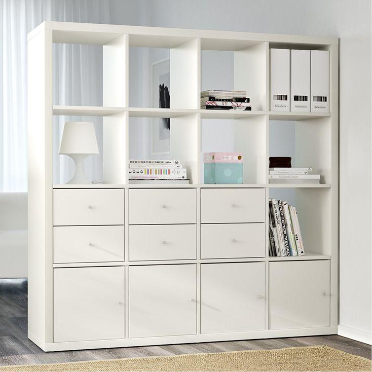 f rvara allt m jligt i din kvadratsmarta kallax ikea. Black Bedroom Furniture Sets. Home Design Ideas